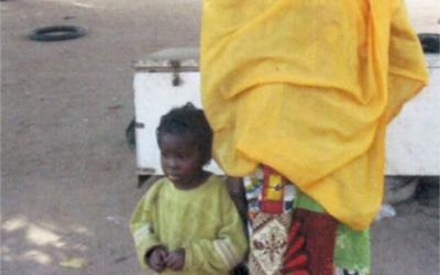 Sanen: Unser 1. Patenkind in Mali