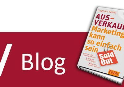 Ausverkauft!-Tipp 57: Ihre Selbstdarstellung – mit der Ausverkauft!-Platinum-Regel!