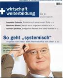 Wirtschaft + Weiterbildung 10 2011