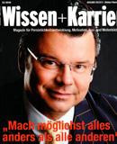Wissen+Karriere 05 2013