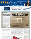 Zeitung für Sanitär und Heizung 01 2012