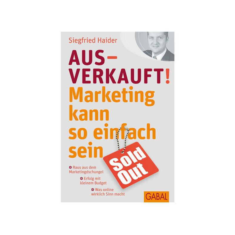 Promotion Material - Buch Cover